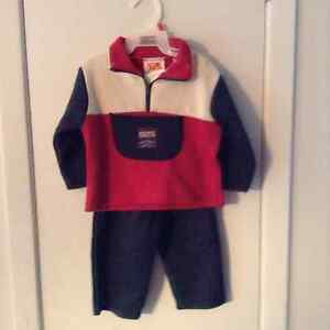 SIZE 12 MONTHS. BOY 2 Piece Outfit.   NEW WITH TAGS ON