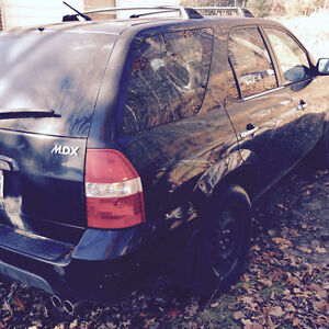 2001 Acura MDX SUV, Crossover Kawartha Lakes Peterborough Area image 2