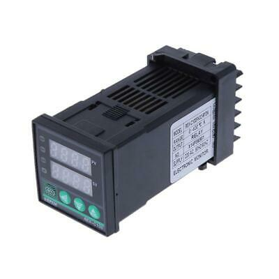 Pid Digital Temperature Controller Rex-c100m 0 To 400c K Type Relay Output S