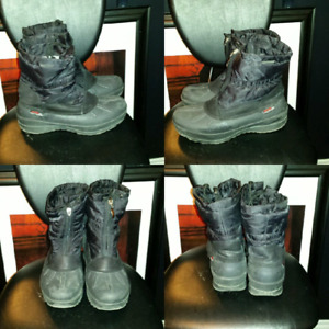 Winter boots (size 10w/9m)