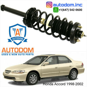 New Strut Assembly Front and Rear Honda Accord 1998-2002
