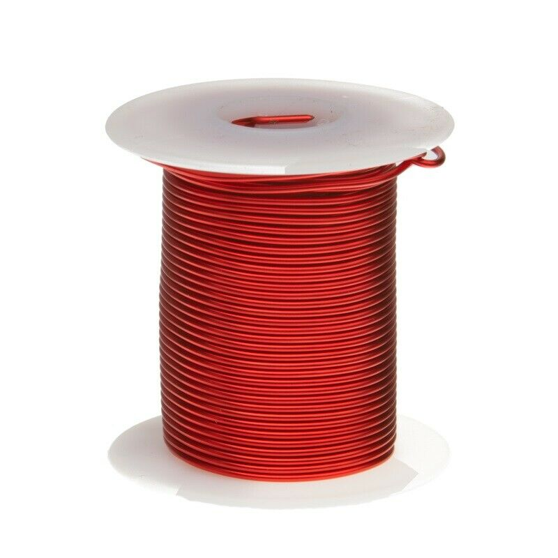 17 AWG Gauge Heavy Copper Magnet Wire 2 oz 20