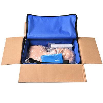 Airway Management Intubation Manikin Teach Model Oral Nasal Intubation Medical