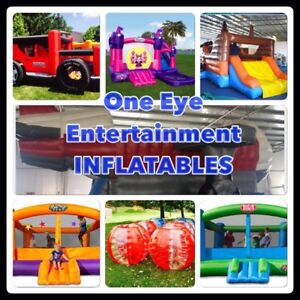 Photo Booths, Inflatables & Party Rentals!