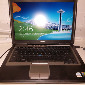 Dell latitude laptop with registered windows 8
