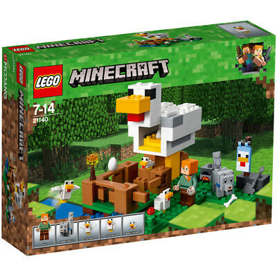 Lego Minecraft The Chicken Coop 21140 NEW