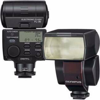 Olympus FL-36R Electronic Flash Campbelltown Campbelltown Area Preview