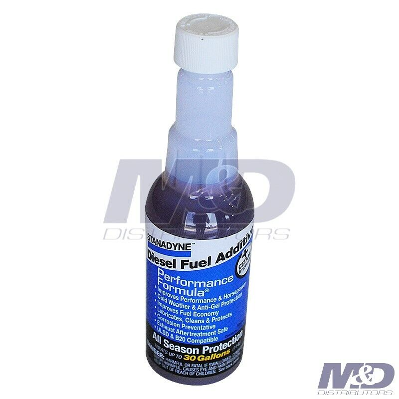 ::Stanadyne Performance Diesel Fuel Additive| Case of 24 - 1/2 Pint Bottles| 38564