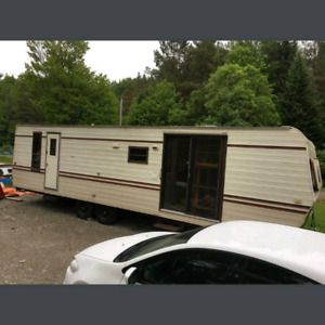 Looking for permanent trailer parking