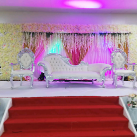 Wedding stage hire from £299