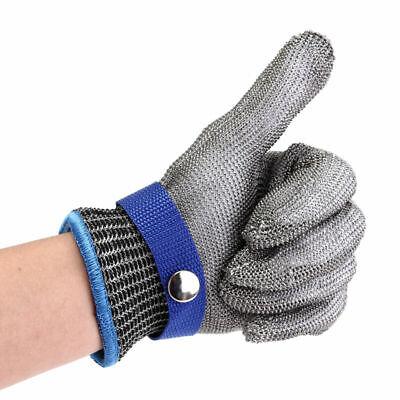 Edelstahl Stechschutzhandschuhe Kettenhandschuh Sicherheits-Handschuh Metzger BE
