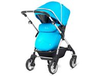 Silver cross wayfarer pushchair