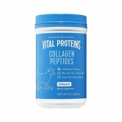 Vital Proteins Collagen Peptides Unflavored 10oz/284g - NEW FRESH 100% AUTHENTIC