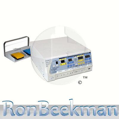 Olympus Ues-40 Surgmaster Electrosurgical Unit Mono Bipolar Esu Bovie Ues40
