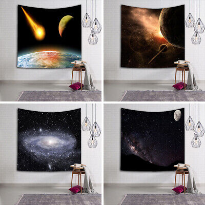 Indian Psychedelic Tapestry Wall Hanging Galaxy hippie home Decor cheap bohemia - Cheap Hippie Decor