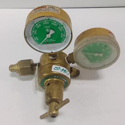 Purox Oxygen Regulator R-72-75-540 Missing 1 Cover