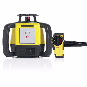 Leica Rugby 610 Rotating Laser brand new w/ warranty