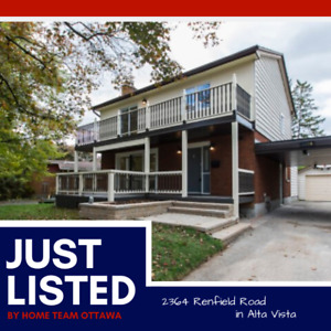 2364 Renfield Road   Renovated Executive Home in Alta Vista