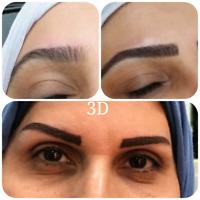 3D Eyebrows Microblading