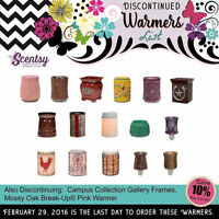 Scentsy Fall ending sale