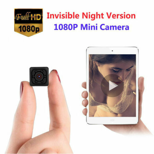 COP CAM HD1080 Security Camera Motion Detection Card Night V