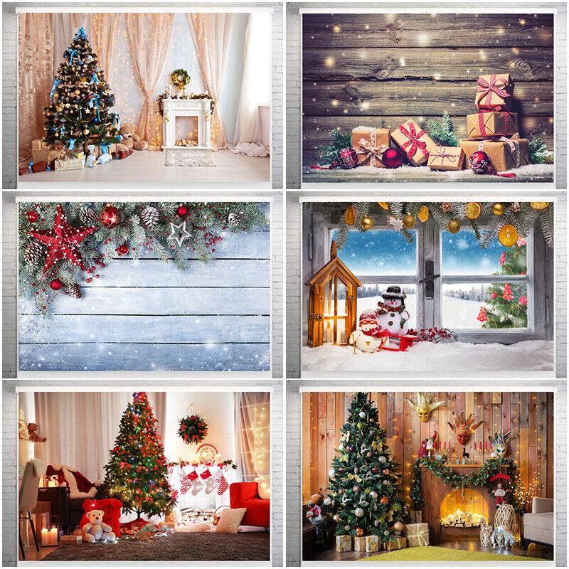 Print Christmas Photography Wedding Background Backdrop Party Games & Activitiy