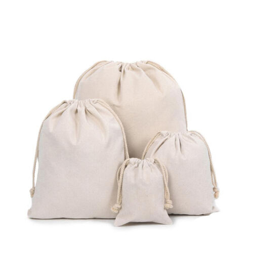 Travel Drawstring Storage Bag for Clothes Luggage Packing Cu