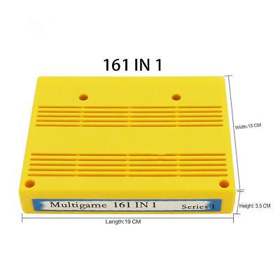 Arcade Multi Board 161-in-1 SNK MVS Neo Geo Cartridge Cassette Jamma for SNK