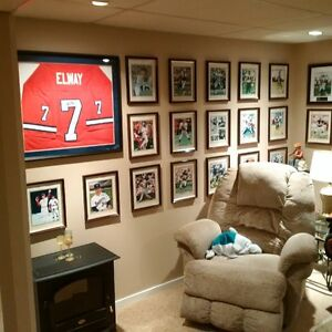 Very Large collection of Signed sports Memorabilia