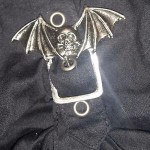 Lip Service Bat Attack Mini Skirt XL
