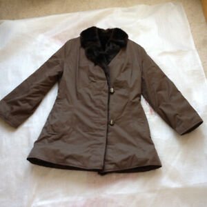 Lady / Woman RF Winter coat, Made in U.K. size: small, brandnew