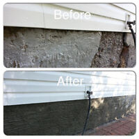 Stucco and Parging FREE ESTIMATES CALL NOW