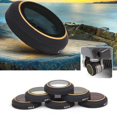 UK ND4+ND8+ND16+ND32+CPL+MCUV Filter Lens Camera Accessory Set For DJI Mavic Pro