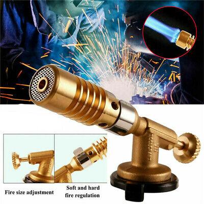 High Temperature Welding Brazing Nozzle Blow Torch Butane Gas Plumbing Torchs UK