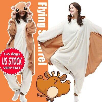 Cute Animal Kigurumi Cosplay Sleepwear Adult One-Piece Jumpsuit Pajamas US - Cute Adult Pajamas