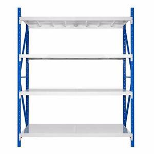 1.5M Steel Garage Warehouse RackStorage Shelving Workbench Revesby Bankstown Area Preview