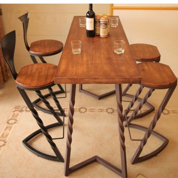 TSBT010 High Bar Stool Chair Table