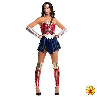 IAL Lizenz Damen Kostüm Wonder Woman XS S M L Karneval Fashing Comic
