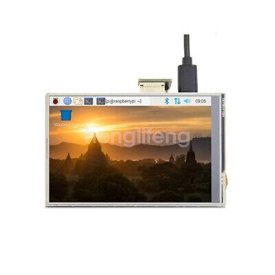 3.5 Inch Usb Hdmi Tft Lcd Display Touch Screen 480x320 For Raspberry Pi 4b 3b