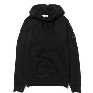 Fs: black stone island hoodie