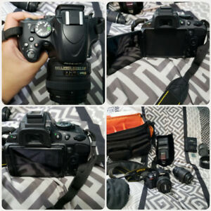 NIKON D5100 and More!