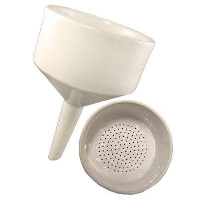 Buchner Funnel 125mm Porcelain