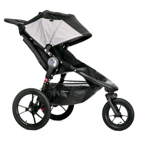 Poussette stroller Baby Jogger Summit x3