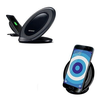 Original Fast Charge Wireless Charging Dock/Pad for Samsung Galaxy S7 Note 5 US