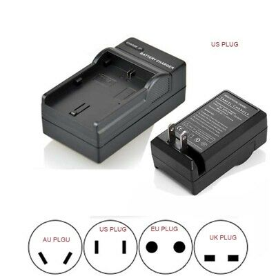 Wall Battery Charger For Nikon EN-EL14 COOLPIX D3100 D3200 D5100 D5200 DSLR