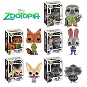 Funko POP! DISNEY ZOOTOPIA