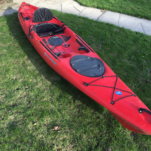 Wilderness Systems Tarpon 140 Fishing Kayak