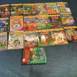 Geronimo Stilton Series, English