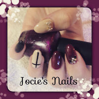 Gel Nails, Pedicures,Manicures (Jocie's Nails)