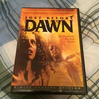 Just Before Dawn DVD
